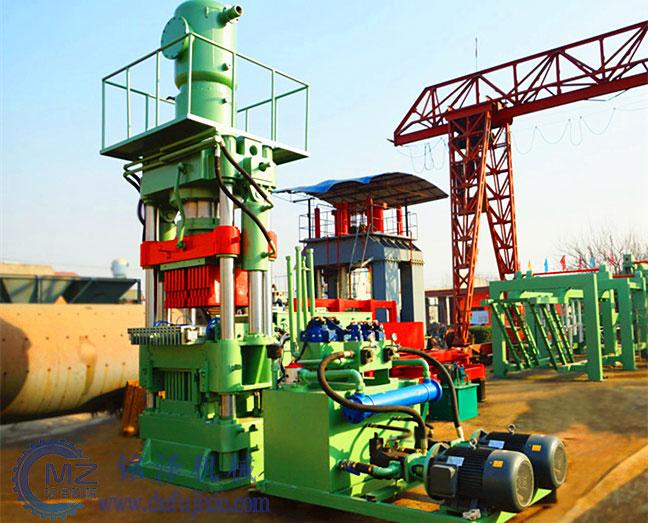 800吨液压砖机