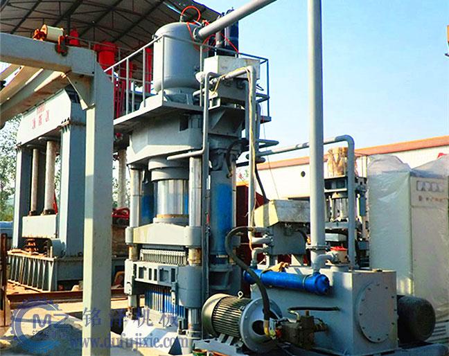 1200吨液压砖机