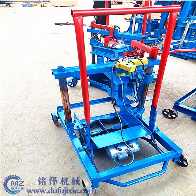 220v小型制砖机