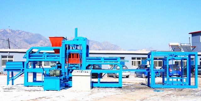砖机生产线